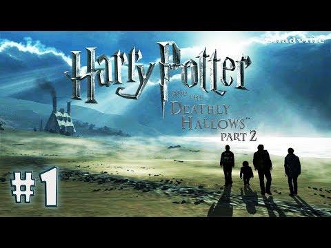 Гарри Поттер и Дары Смерти Часть 2 ▬ Harry Potter And The Deathly Hallows Part 2 Прохождение #1