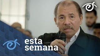 Gambar cover 📺 Esta Semana: La disyuntiva de un diálogo asimétrico: Ortega negocia con ventaja