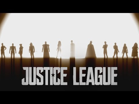 Justice League Live Action TV Series Intro