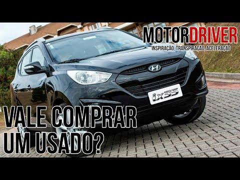 Hyundai ix35 - Vale comprar um usado?