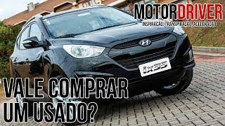 Hyundai ix35 Vale comprar um usado смотреть