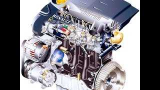 Renault Clio 2 1.5 dCi, Замена двигателя
