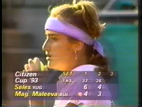 1993 News: Monica Seles Attacked