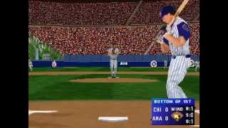 Hardball 99 ... (PS1) 60fps