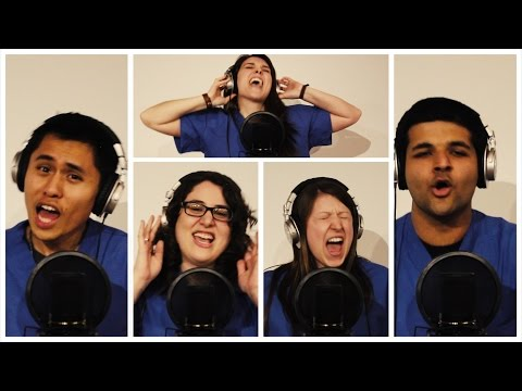 UMB ['Rather Be' Med School A Cappella Cover ABRIDGED]