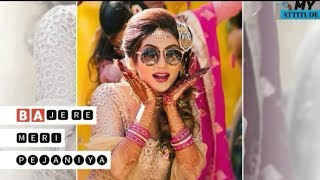 Chamma chamma | Girls Attitude watsApp status vedio || female version status vedio