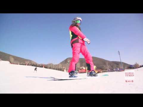 Wanna take up winter sports? Come to China!