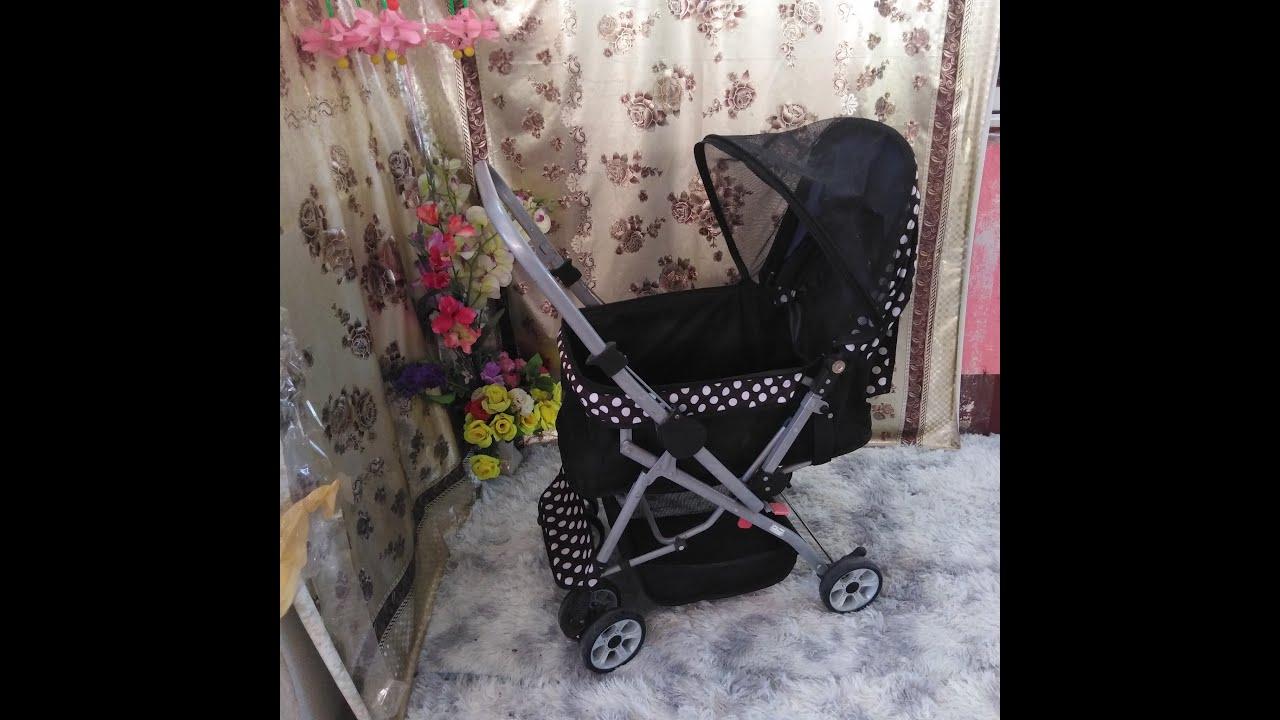 H🐶รถเข็นน้องหมา 🐱น้องแมว งานแบรนด์นำเข้าจากญี่ปุ่น🥋 Stroller dog cat