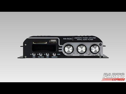 Kinter Amplifiers