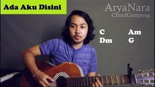 Chord Gang Ada Aku Disini DHYO HAW by Arya Nara Tutorial Gitar Untuk Pemula