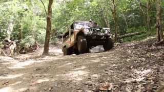 OFFROAD Jeep Tour to  Maha Kebilittha  2014