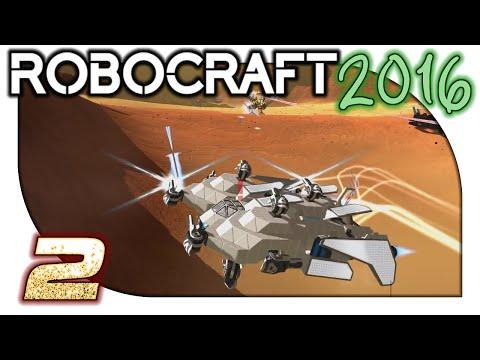 Let's Play Robocraft / Robocraft Gameplay (2016) - 2. Hover Evolution