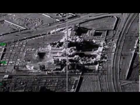 Нанесение группового авиационного удара по объектам ИГИЛ