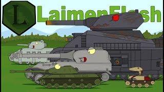Топ 10 Угадай танк МУЛЬТИКИ ПРО ТАНКИ LaimenFlash