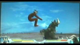 Ultraman Fighting Evolution 0 (All Character Exhibition)