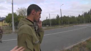 Аэропорт Донецка 30.09.2014. Битва за аэропорт, реальный бой +18 (часть 1)