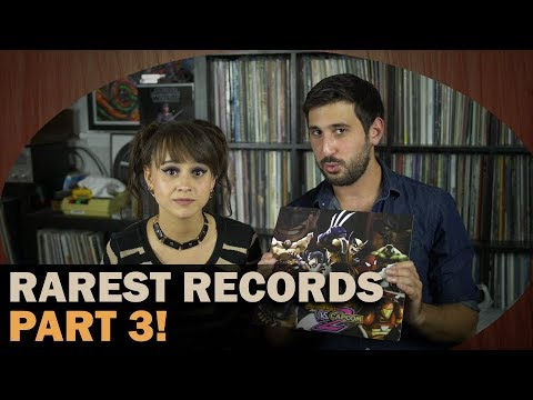 Top 5 Rarest/Most Valuable Vinyl Records (PART 3)