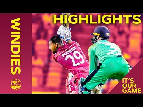 Insane Final Over Drama In Barbados THRILLER   Windies Vs Ireland 2nd ODI 2020 - Highlights