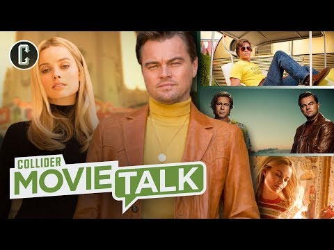 Once Upon a Time In Hollywood Reactions Are in and They're Good! - Movie Talk
