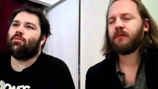Wes Orshoski Greg Olliver interview @BFI 23.10.10    Pt 1 fi