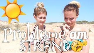 PROBLEME am Strand - mit MrsBella | Dagi Bee