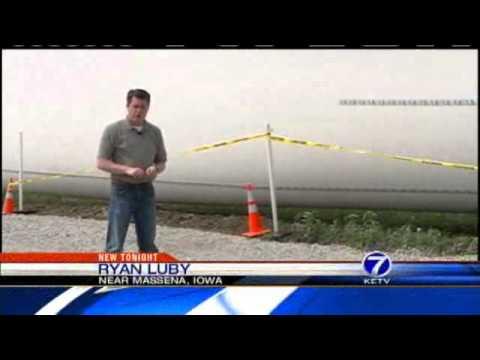 Iowa Wind Farm Project Under Way