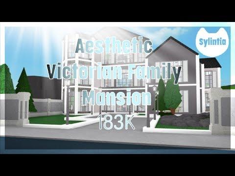Roblox Bloxburg Aesthetic Mini Mansion | Robux Hack You