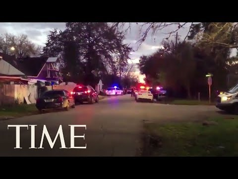 2 Suspects Killed And Five Officers Injured In A Houston Shootout, Police Say | TIME