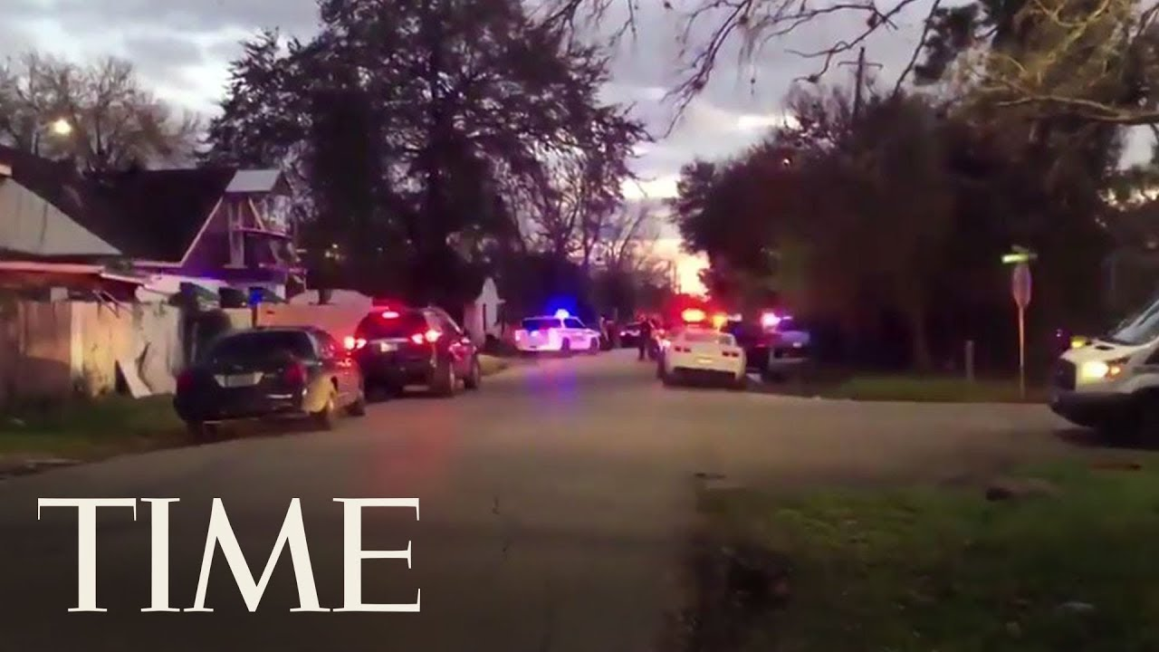 5 Houston police officers injured, 2 suspects dead after shooting during drug raid