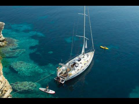 Sail Ionian - Greek Sailing Holidays Boat Show Reel