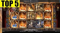 TOP 5 BIG WIN ON SLOT DEAD OR ALIVE 2