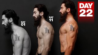 Fix Bad Posture in 22 Days (WORKS EVERY TIME!)