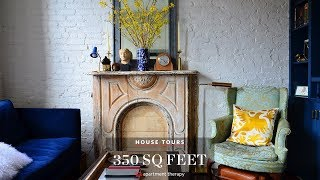 House Tours: Super Smart Small East Village Space