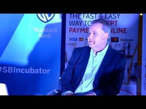 Startup Grind Cape Town Hosts Stephen Larkin (Africa New Energies) - #StartCPT