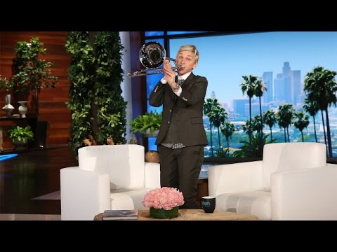 Ellen and Channing Tatum's New Year's Resolutions