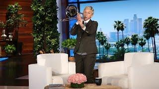 Ellen and Channing Tatum