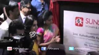 Actress Samantha launches Sunshine Woman And Child Centre @ Hyderabad - 99tv