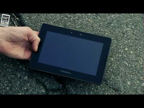 Обзор BlackBerry Playbook