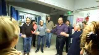 danse bretonne le renard et la belette