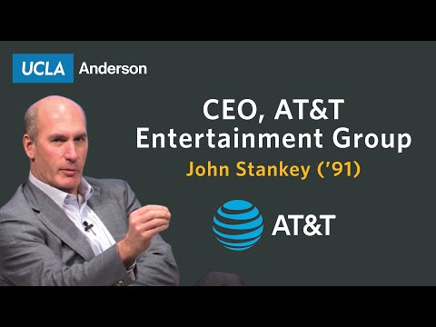 Alumni Conference 2016: John Stankey ('91), CEO, AT&T Entertainment Group