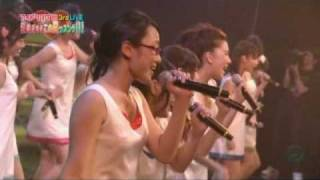 Idoling!!! 3rd Live 2008 Summer - Kimeru nara Kono Natsussung!!! (cs)