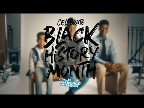 Celebrating You | Black History Month | Disney Channel