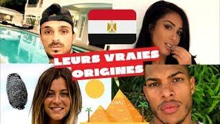 LES VRAIES ORIGINES DES STARS DE TÉLÉ RÉALITÉ 2 !