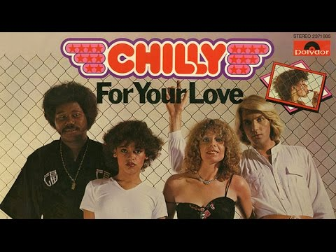 Chilly  - For your love [disco edit]