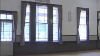 弘前厚生学院に敷地内にある、 青森県弘前市の伝統建築「旧弘前偕行社」...
