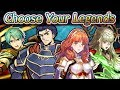 Choose Your Legends 2 Results And Who Did I Vote For? - Fire Emblem Heroes