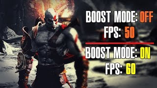 Games That Run Better With The Ps4 Pro Boost Mode Enabled