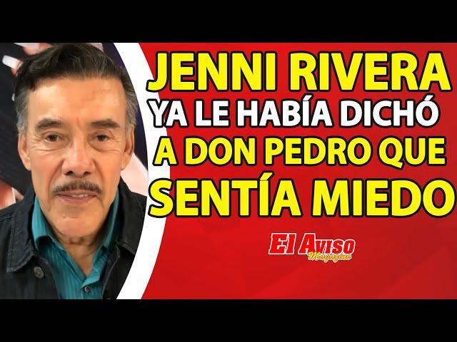 Don Pedro Rivera habla sobre las amenazas de muerte a Jenni Rivera