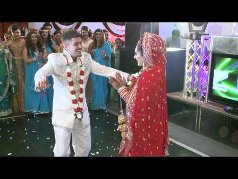 Best Wedding 1st Dance, Rahul & Sangeeta, 1st Part