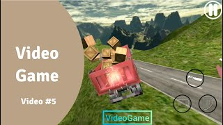 #videogame #offroad #beginner   Truck Driving Off Road | VideoGame